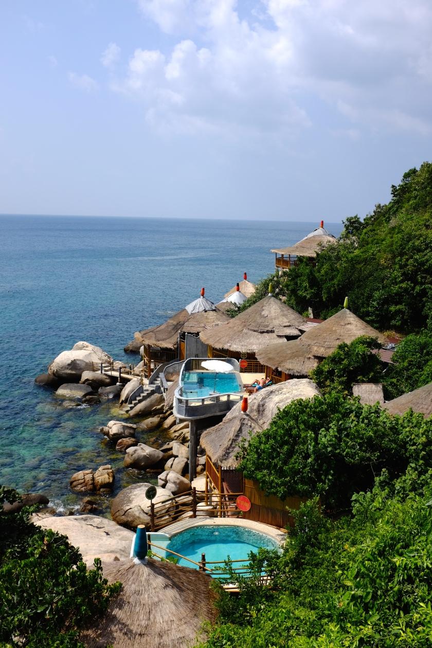 Koh Tao coastal walk