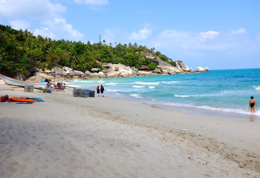 Haad Yaun Beach