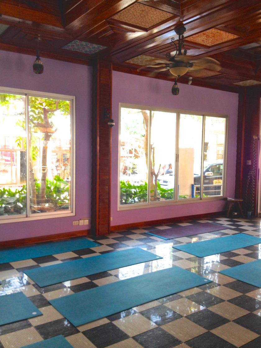 Ocean Sound Yoga Studio