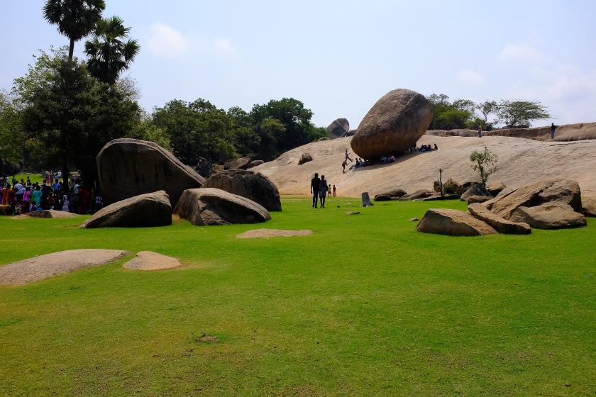 Mamallapuram Hill
