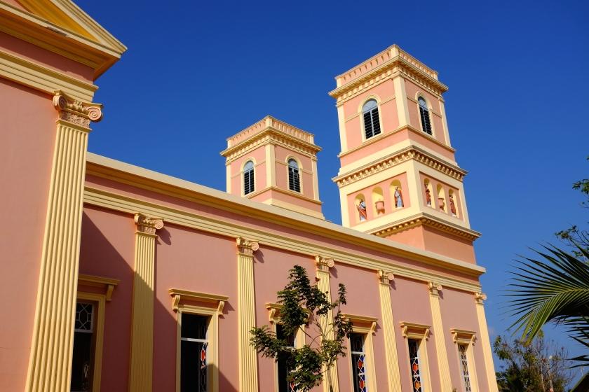 Notre Dame des Anges, Puducherry
