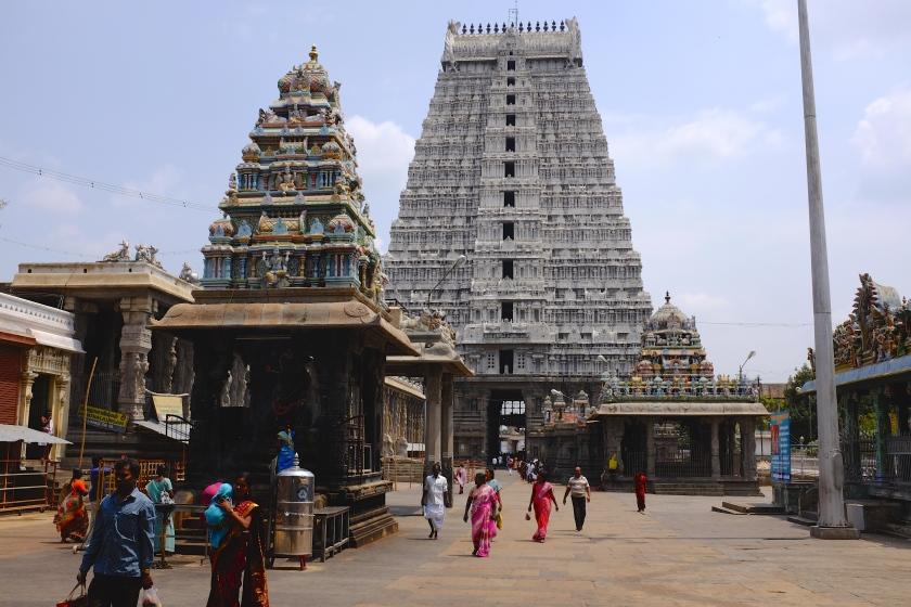Arunachaleshwar Temple, Tiruvannamalai