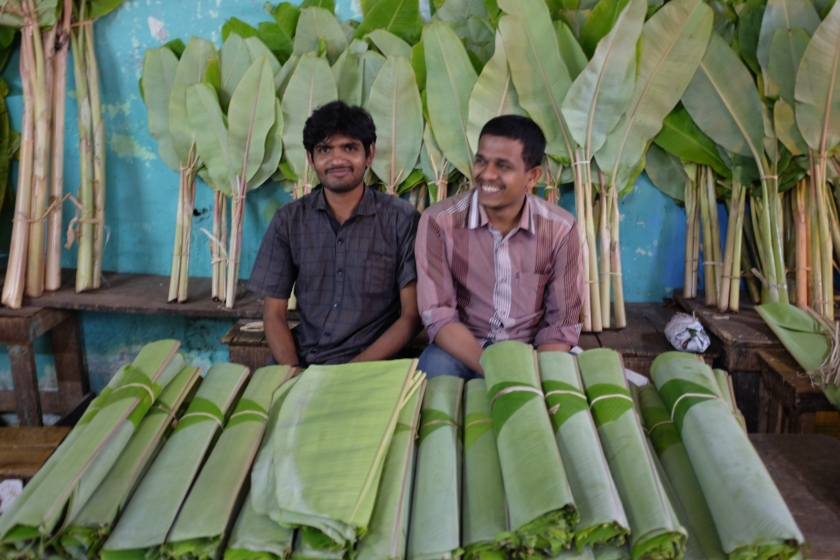 Banana Leafs for Biriyani