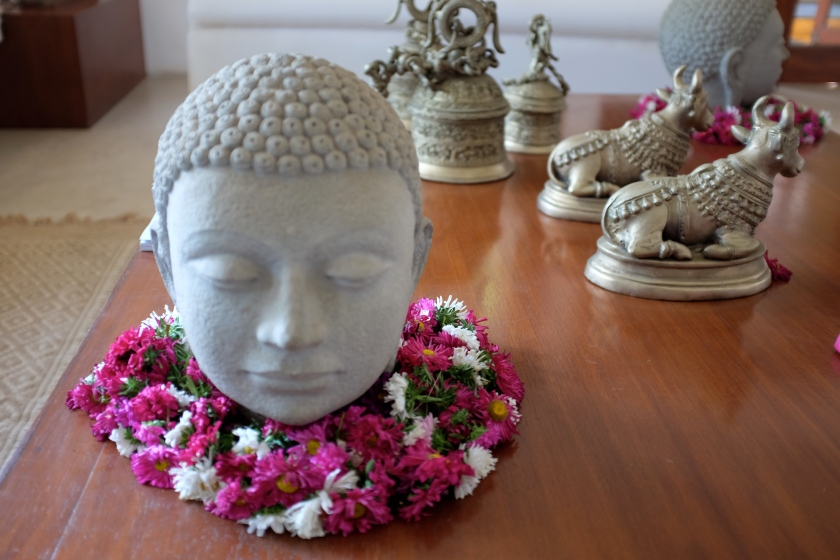 Feeling Zen At Shreyas Retreat