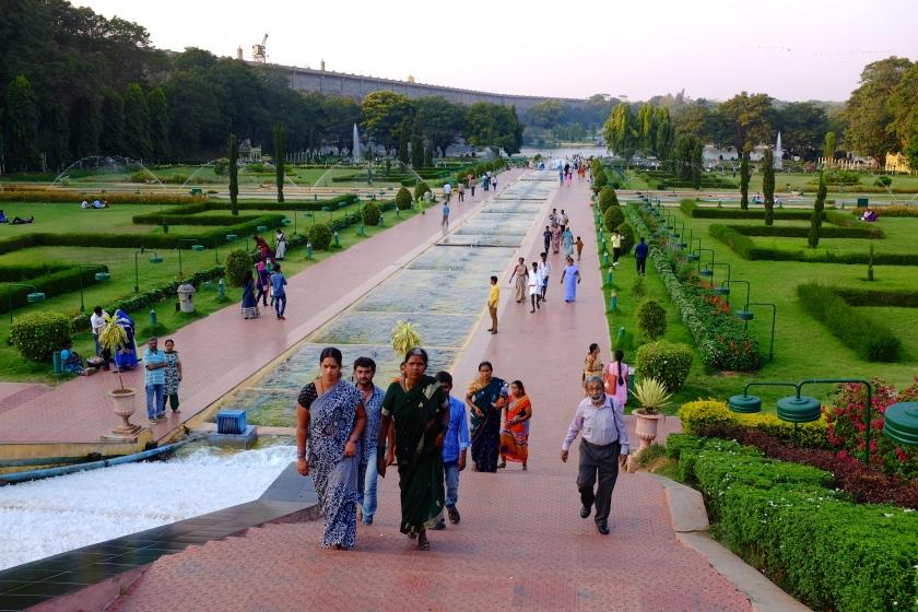 Brindavan Garden