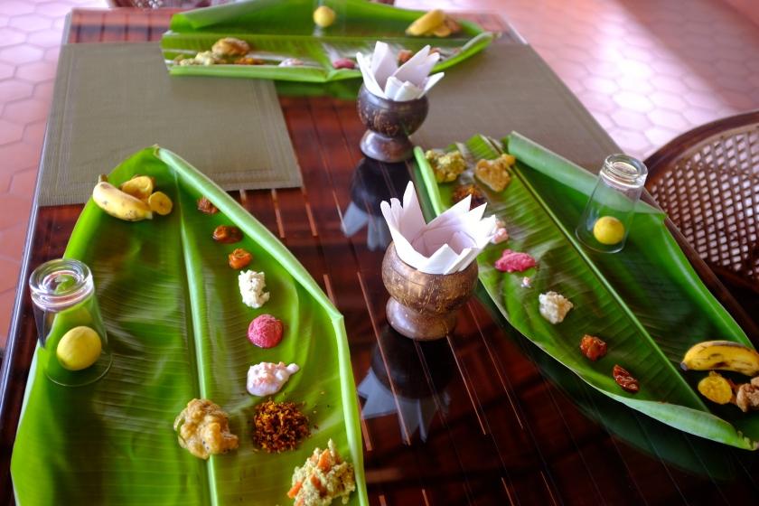 Sadya feast
