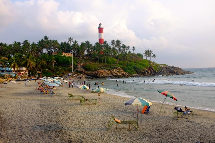 Kovalam Beach