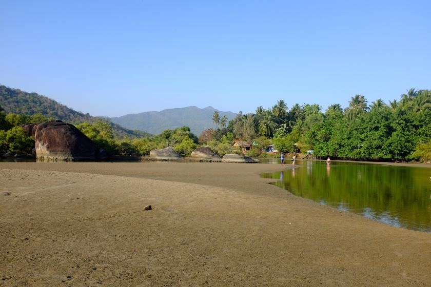 Lagoon At Palolem