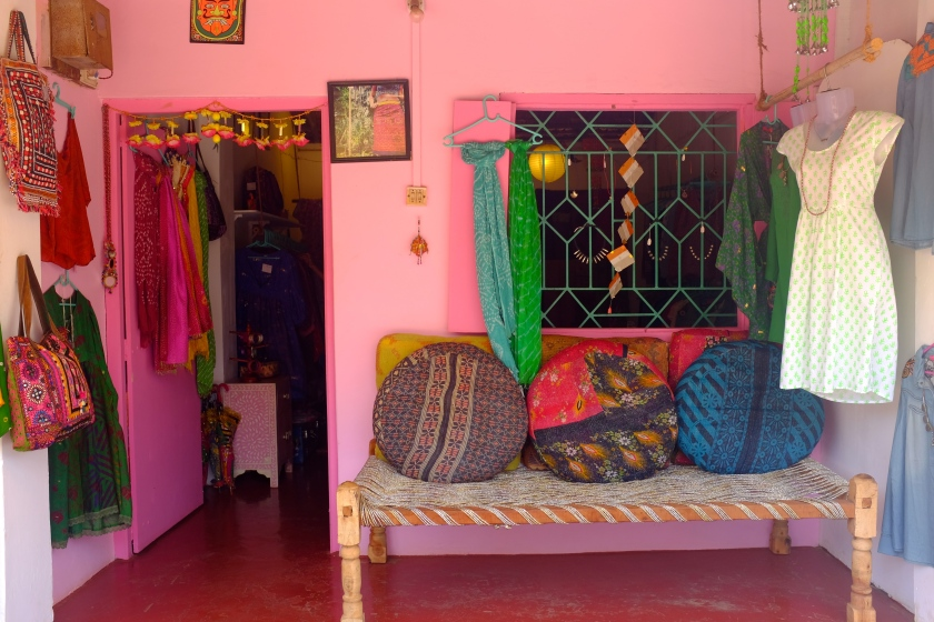 Boutique In Patnem
