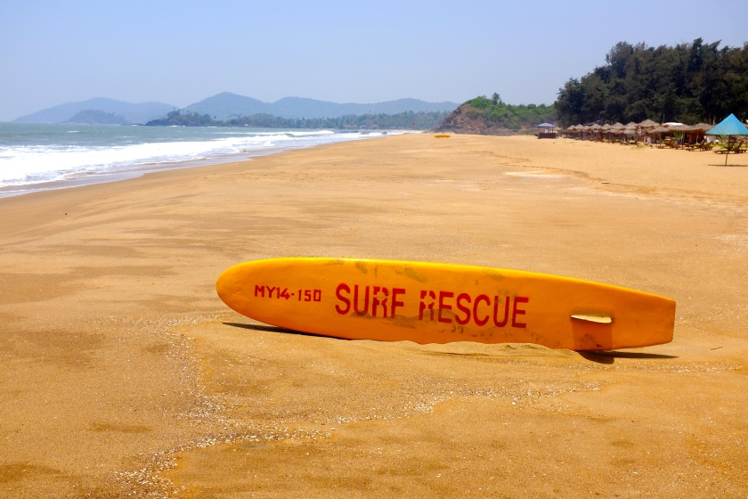 No-one To Rescue
