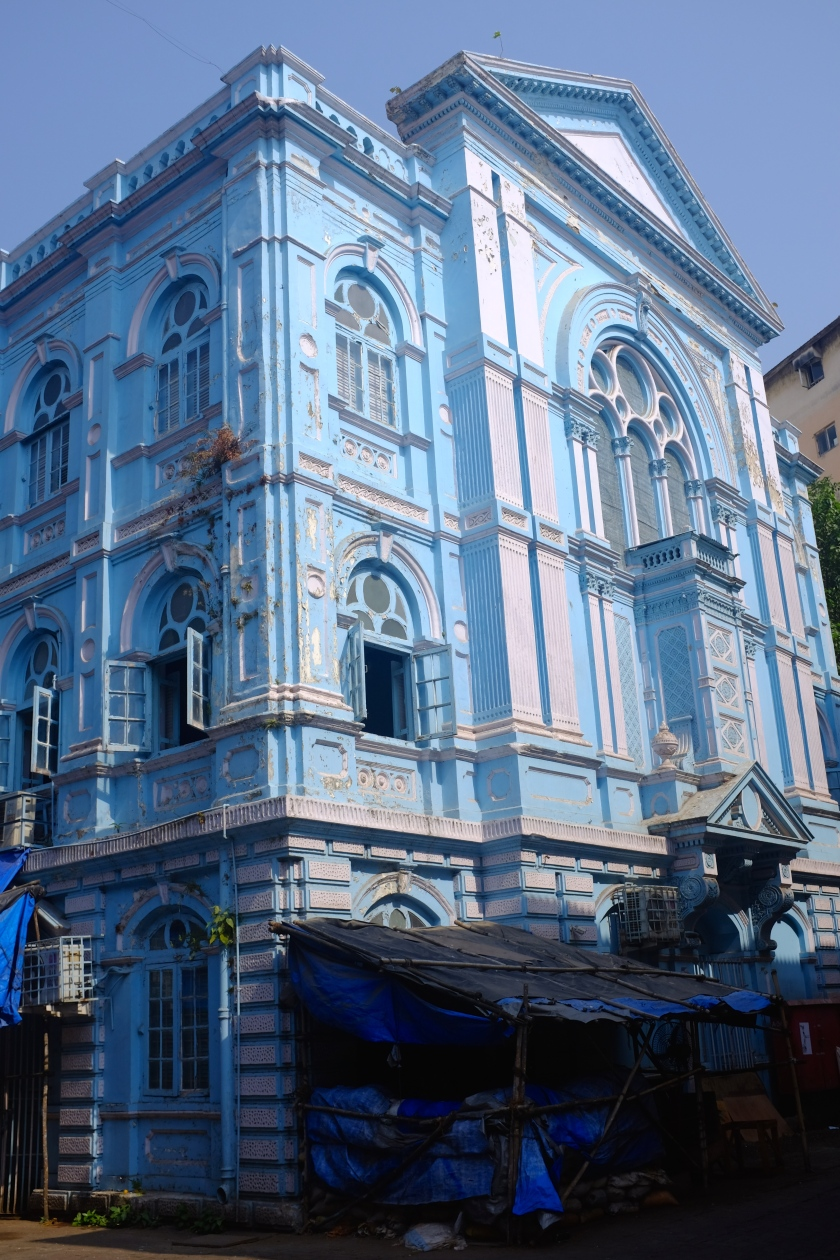 Blue Synagogue, Kala Ghoda