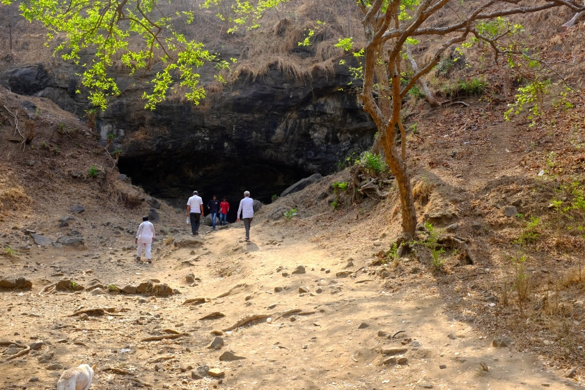 More Caves On Elephanta Island. Make Sure You Try And Beat The Heat.