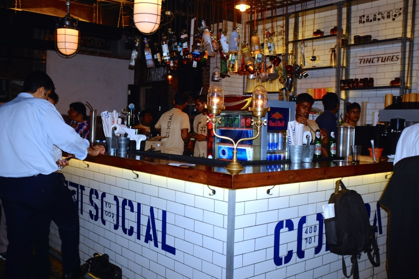 Colaba Social, Not The Jealous Kind